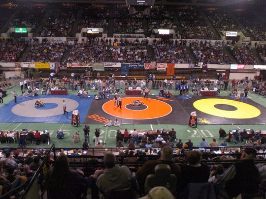 The All-Class State Wrestling Tournament kicks off on Friday at 10 a.m. at the Metra in Billings.