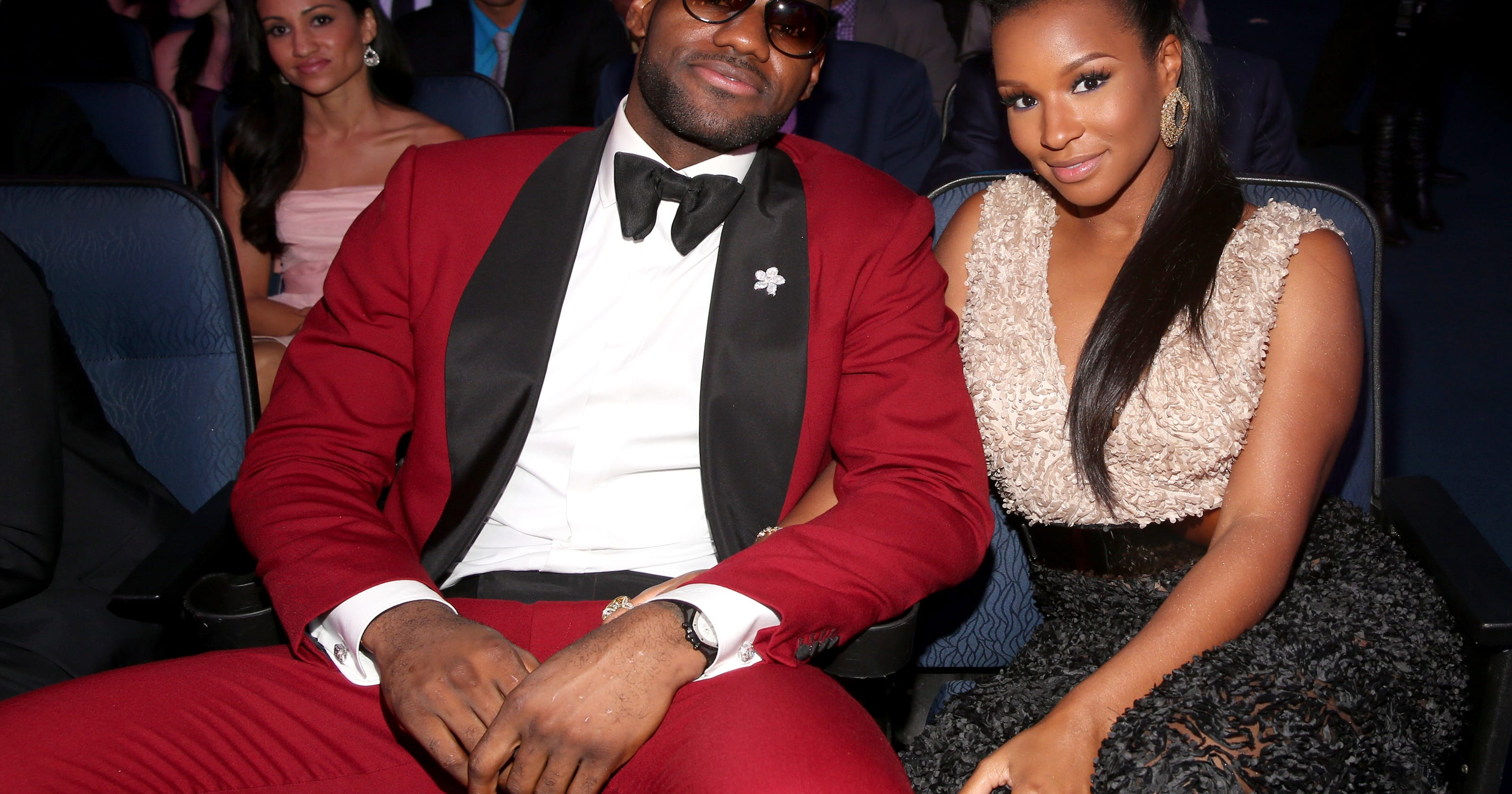 9a8ba0f331 Report: LeBron James marries longtime girlfriend Savannah Brinson