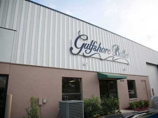 Gulfshore Ballet recently opened a new larger facility.