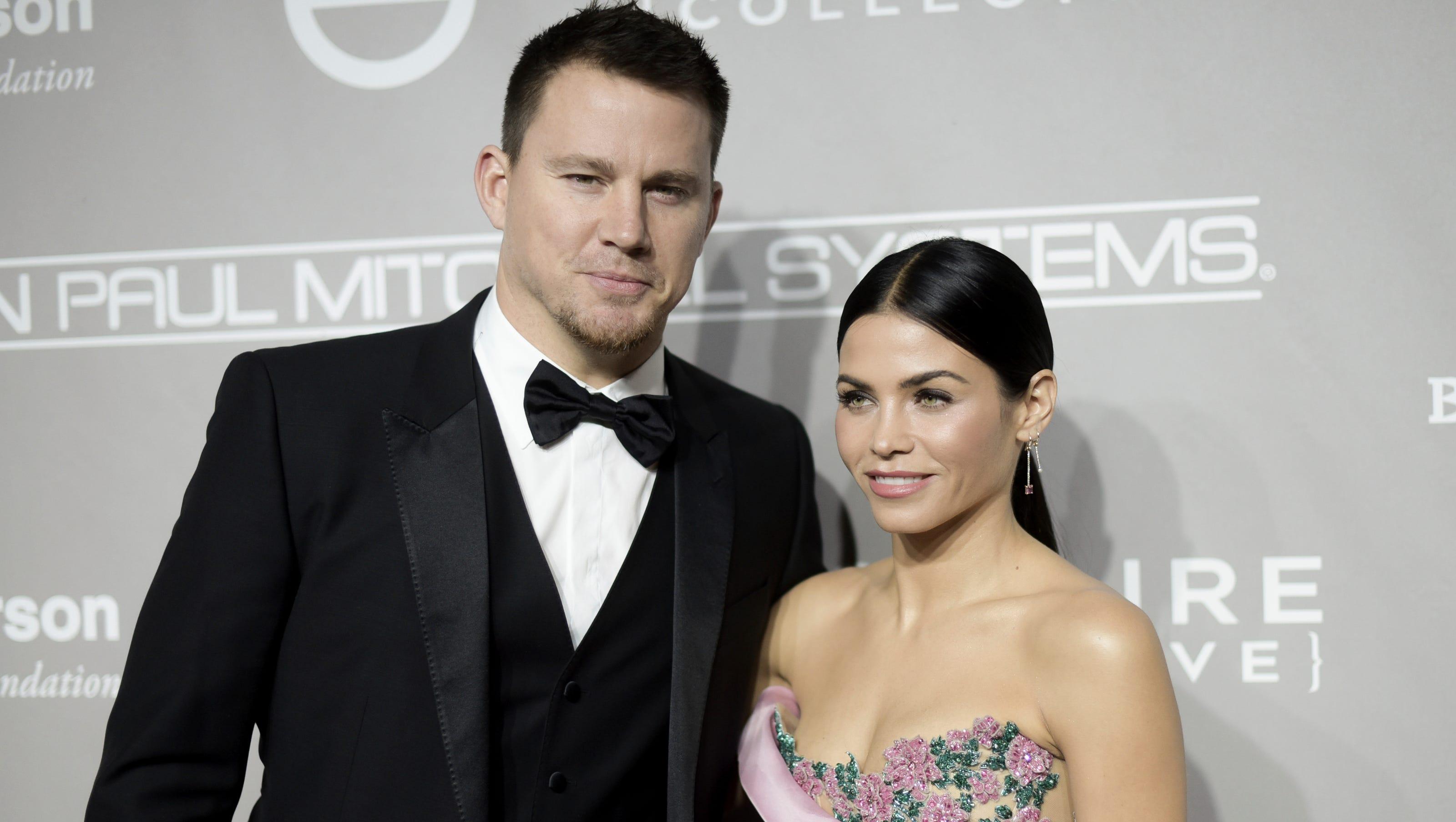 Channing Tatum, wife J... Channing Tatum Girlfriend
