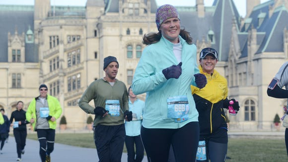 Some 2,800 runners are expected at the fourth annual Asheville Marathon and Half at the Biltmore Estate this weekend.