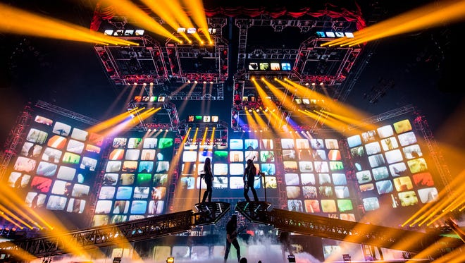 Trans-Siberian Orchestra will return to the Resch Center for a pair of holiday shows on Dec. 9.