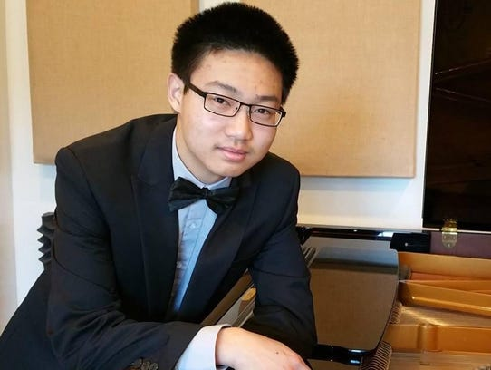 Pianist Andy Sheng will be the featured soloist at
