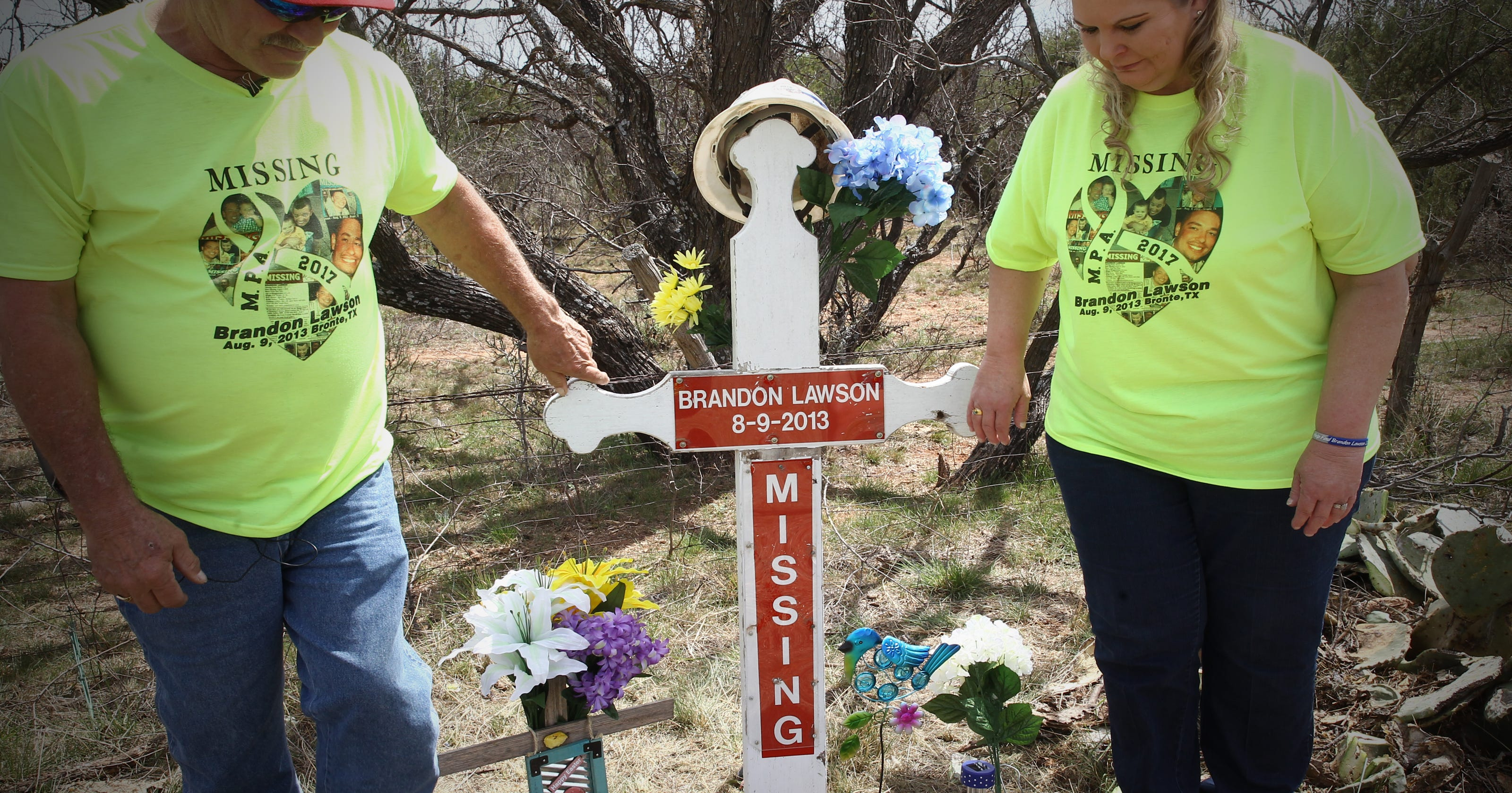 The mystery around the disappearance of Brandon Lawson in