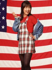 Stand-up comedienne Margaret Cho starred as the Korean-American