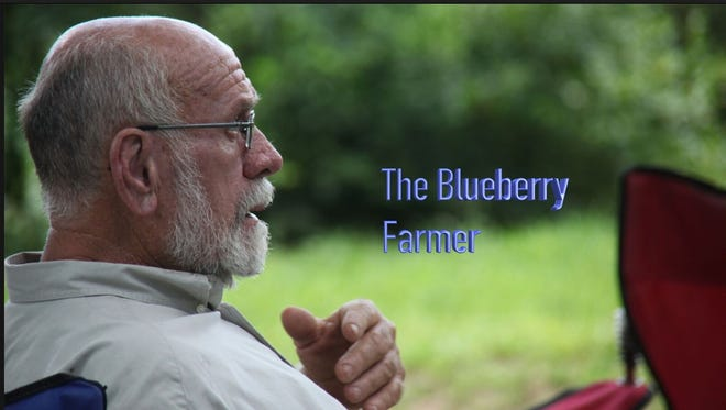 """Local filmmaker Valerie Whitcomb launched a campaign to fund her documentary, The Blueberry Farmer, about Bernie Ellis. Ellis """"reinvented"""" himself as a blueberry farmer after facing a felony conviction for growing cannabis and providing it to others for medicinal use."""