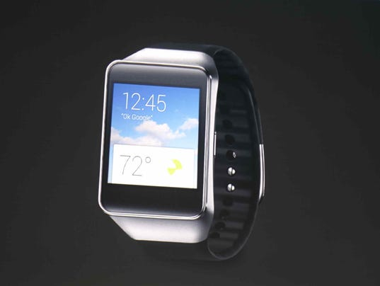 lgG watch