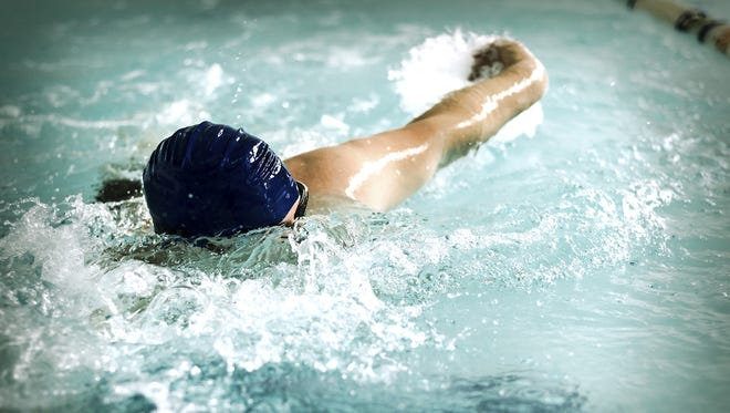 Prep swimming results