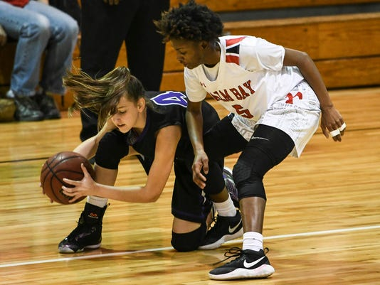 High School Basketball: Space Coast v. Palm Bay