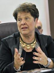 Senate Majority Whip Margaret Rose Henry, D-Wilmington