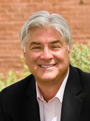"""Dr. Joe G.N. """"Skip"""" Garcia, UA's senior vice president"""