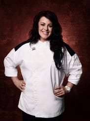 Chef Kimberly Roth of Ontario, Wayne County, will appear