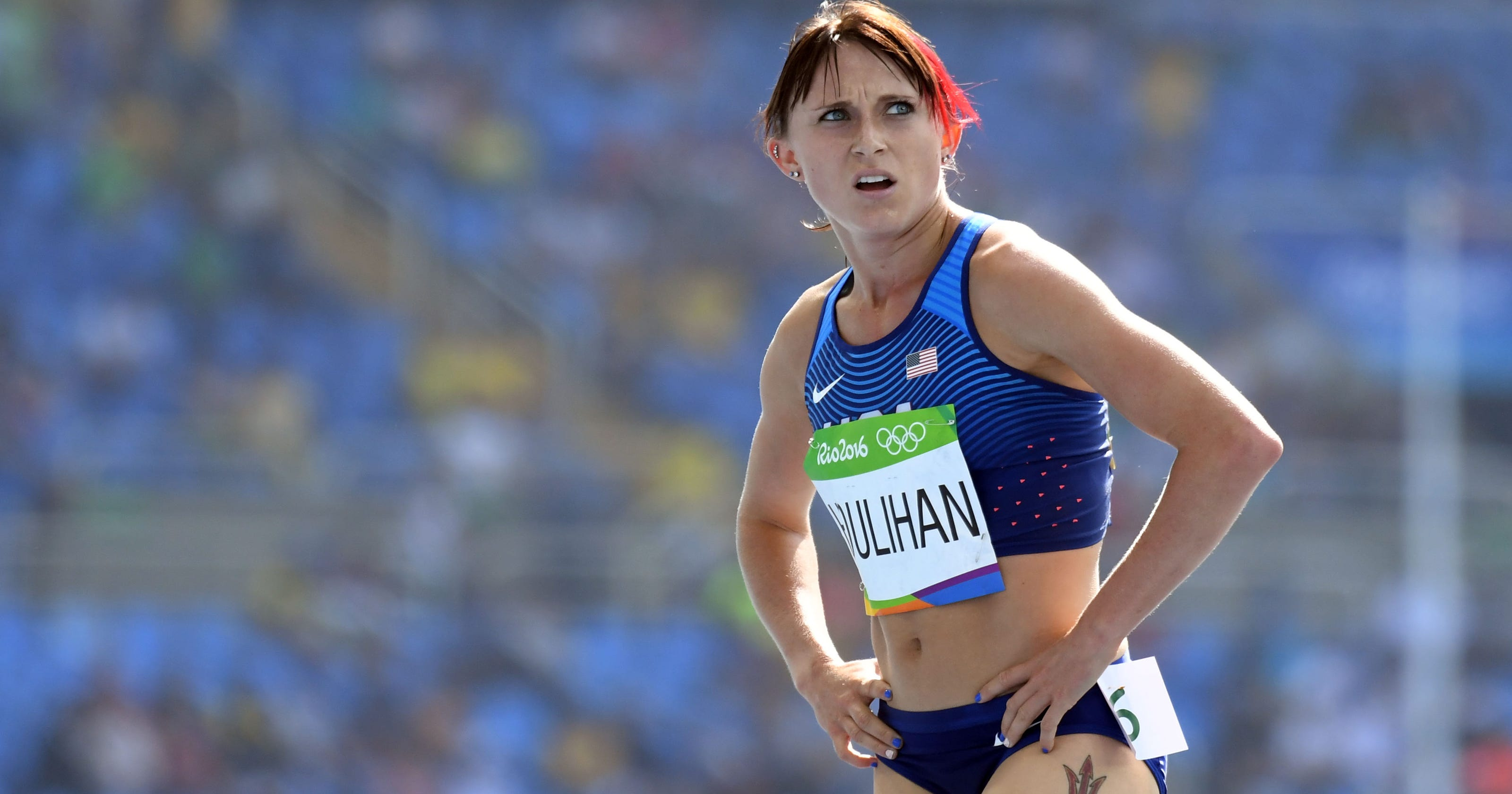 'No one gave it their all more than her': Shelby Houlihan's suspension shocks Iowa's track community