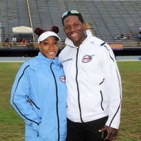 Longtime Shore track coach Damion Drummond looks to increase expectations at UMES