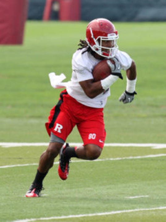 Redshirt sophomore wide receiver Ruhann Peele has no timetable for a return after suffering an upper body injury during training camp. (File photo)