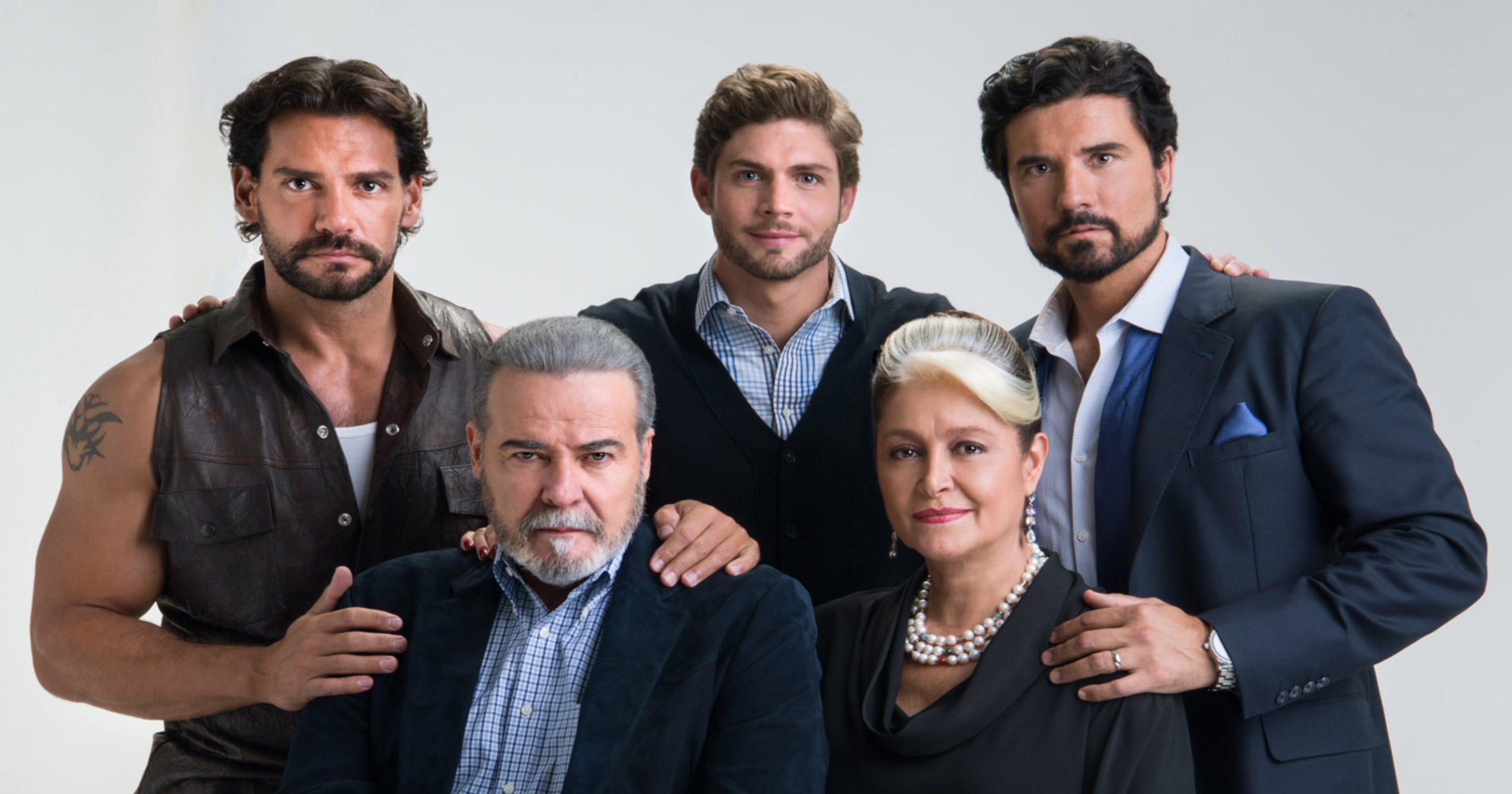 Rezultat iskanja slik za en tierras salvajes familia otero