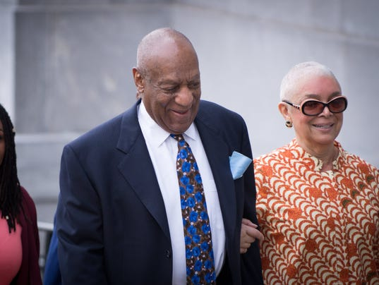 EPA USA JUSTICE PEOPLE BILL COSBY CHARGED CLJ CRIME JUSTICE & RIGHTS USA PA