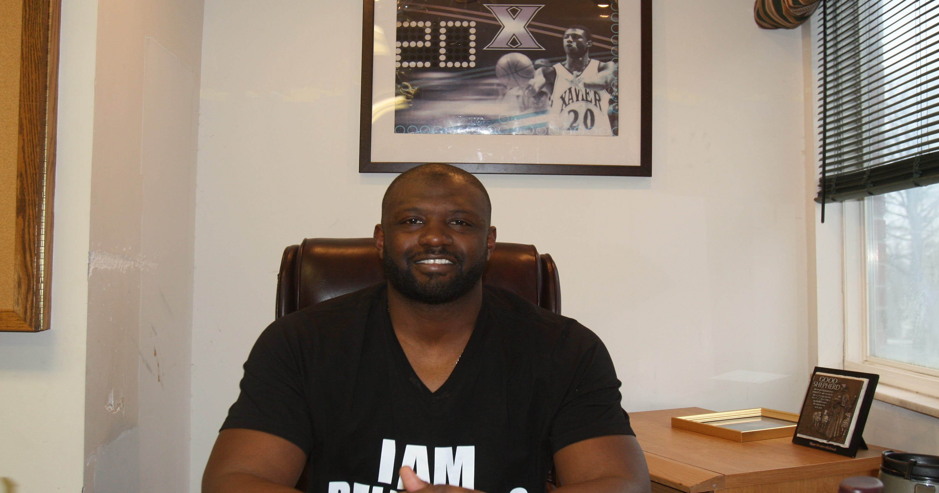 Former Roger Bacon, XU basketball star is now a pastor