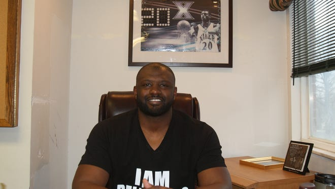 Former Roger Bacon and Xavier University basketball star Brandon McIntosh is living his calling today as a local pastor.