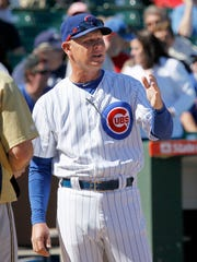Mike Quade grew up in a Chicago suburb and lived out a dream of managing the Cubs.