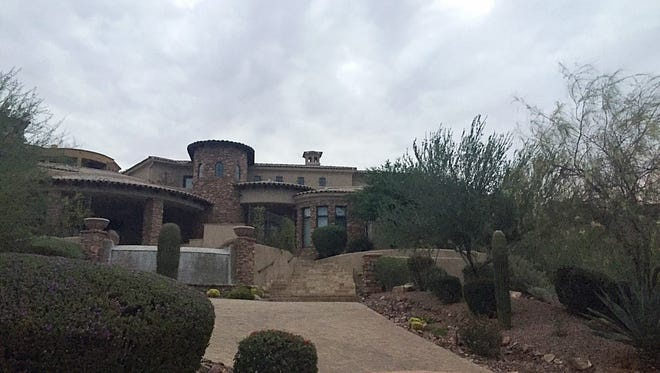 John M. and Jennifer M. Dempsey paid $1.9 million for a 6,286-square-foot house at Firerock Country Club in Fountain Hills. They bought the 2009 home through their trust. The 4-bedroom property includes an elevator, theater room and game room.
