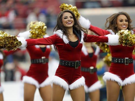 Week 16: San Francisco 49ers