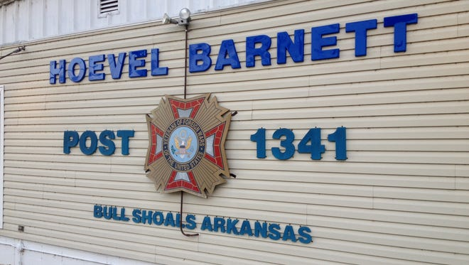 Hoevel-Barnett Veterans of Foreign Wars Post 1341.