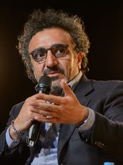 Chobani CEO Hamdi Ulukaya surprised the yogurt company's