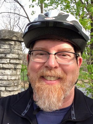 Dan Lake, urban planning consultant and Indiana Landmarks volunteer.