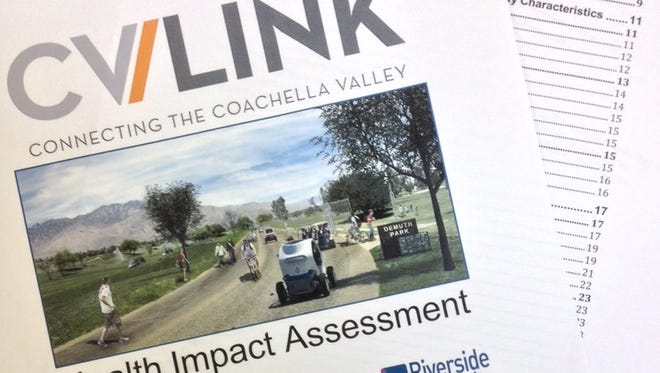 Letter writers call on Palm Desert officials to allow a city vote on CV Link.