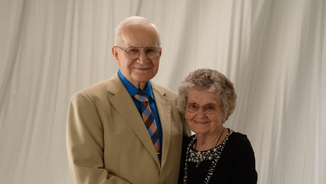 William and Aileen Hupp
