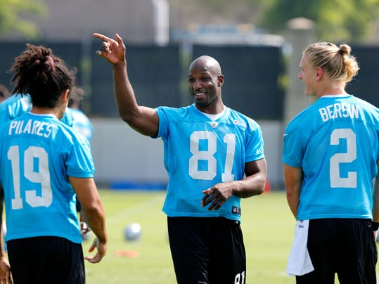 Panthers Unheralded Receivers Football