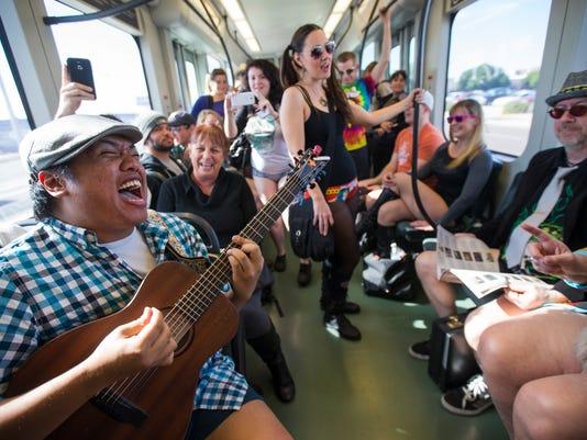 PNI 0111 no pants light rail ride