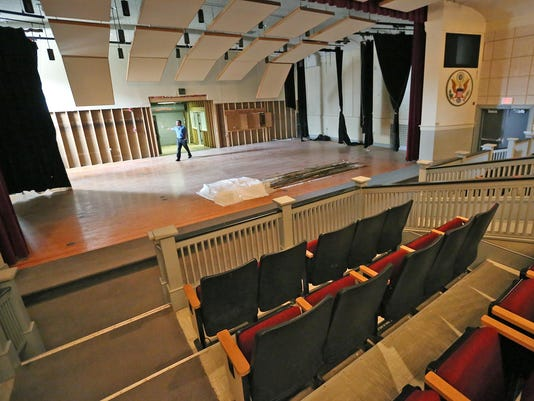 Theater at Fort Benjamin Harrison finds new life