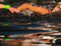10K Open Water Championship proves challenging for Stephanie Peacock