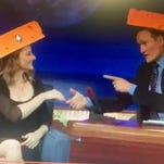 Oscar-winning actress Jodie Foster told Conan O'Brien she's a big Green Bay Packers fan during her appearance on Wednesday's show.