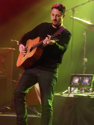 """Sturgill Simpson recently released his third album, """"A Sailor's Guide to Earth."""""""