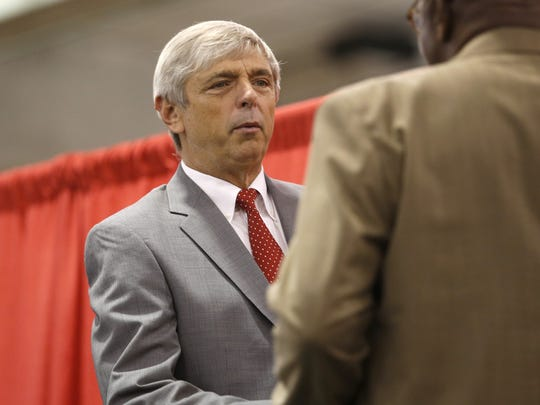 Superintendent Jackie Pons will be seeking a fourth term in office.