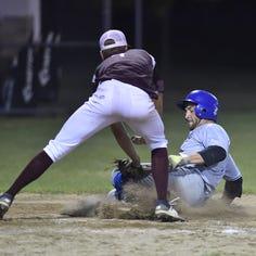 No runaway leader in Door County League baseball standings after 10 weeks