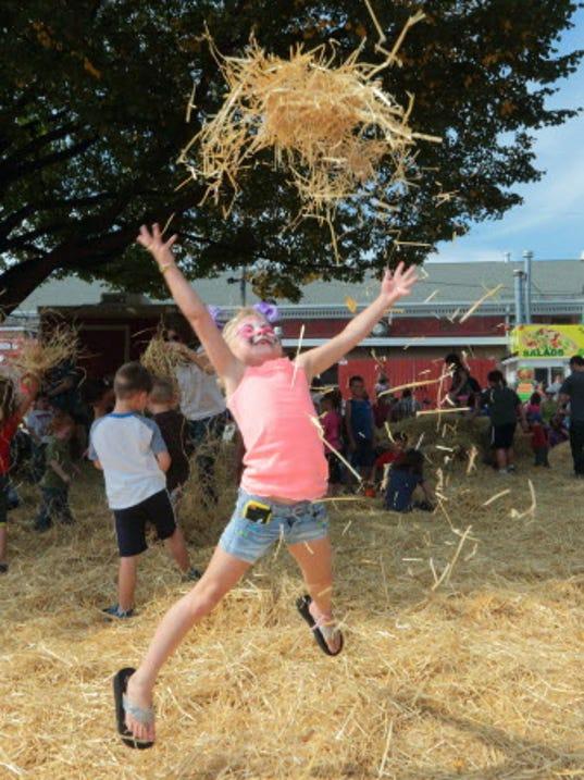 Fun at Harvest Fair