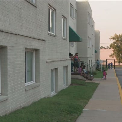 Woman assaulted while sleeping on her couch in Suitland,