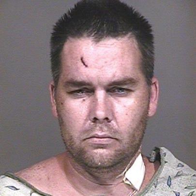 Jack Lins was arrested for allegedly burglarizing homes