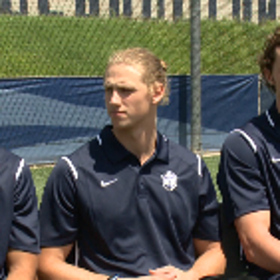 Georgetown Hoyas football players start their own company,