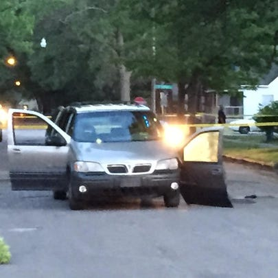 Muskegon Heights police are investigating after the