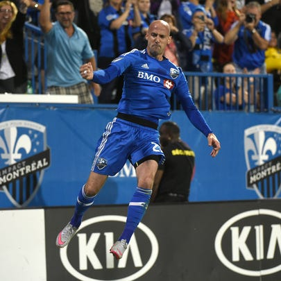 Jul 25, 2015; Montreal, Quebec, CAN; Montreal Impact