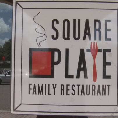 Square Plate shut down with roaches for second time