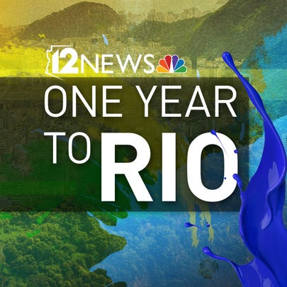 One Year to Rio