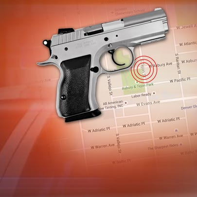 A person was critically wounded in a shooting in southwest
