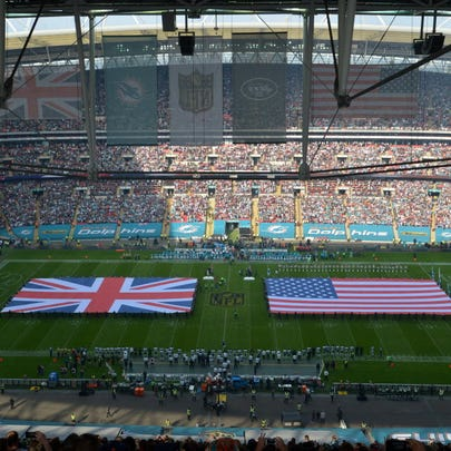 The NFL is looking to take international games beyond