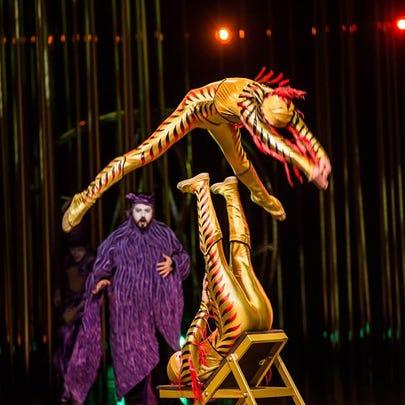 """Cirque du Soleil """"Varekai"""""""